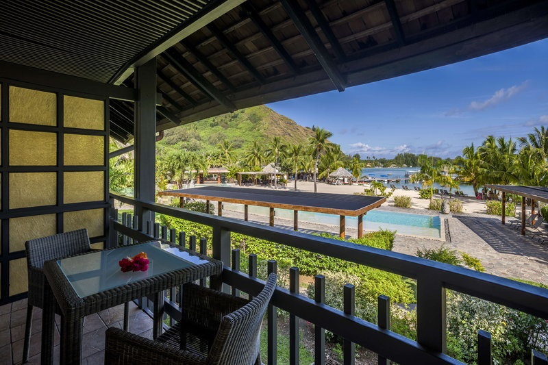 Intercontinental Moorea Resort-Premium Lanai room<br/>Image from Leonardo
