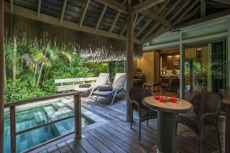 Sofitel Moorea Ia Ora Beach Resort-Junior Suite Garden Pool Bungalow<br/>Image from Leonardo