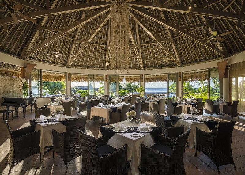 Sofitel Moorea Ia Ora Beach Resort-The Shell Restaurant<br/>Image from Leonardo