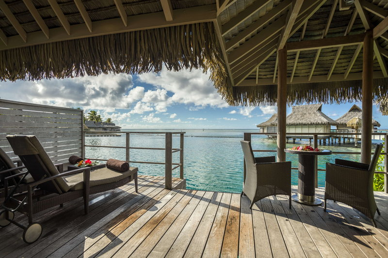 Intercontinental Moorea Resort-Junior Suite Overwater Bungalow<br/>Image from Leonardo