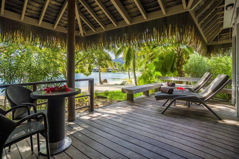 Intercontinental Moorea Resort-Junior Suite Beach Bungalow<br/>Image from Leonardo