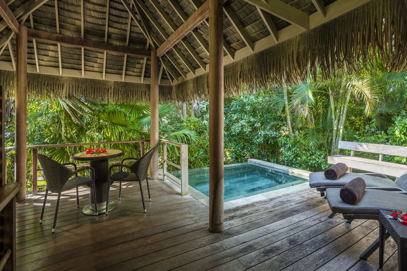 Intercontinental Moorea Resort-Junior Suite Garden Pool Bungalow<br/>Image from Leonardo