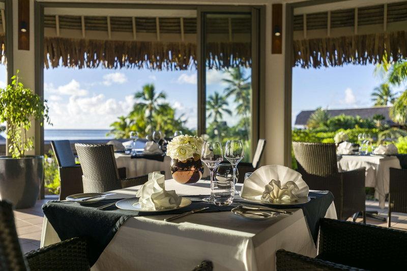 Intercontinental Moorea Resort-The Shell restaurant<br/>Image from Leonardo