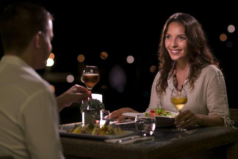 Intercontinental Moorea Resort-The Shell restaurant, a creative and elegant culinary experience<br/>Image from Leonardo