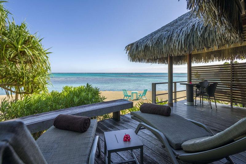 Intercontinental Moorea Resort-Junior Suite Beach Premium Bungalow<br/>Image from Leonardo