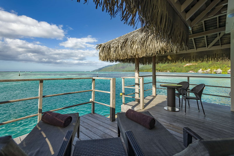 Intercontinental Moorea Resort-Junior Suite Premium Overwater Bungalow<br/>Image from Leonardo