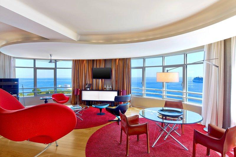 Le Meridien Beach Plaza-Presidential Suite<br/>Image from Leonardo