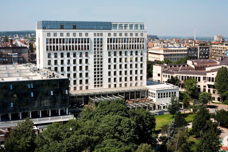 Metropol Palace Belgrade; a Luxury Collection Hotel-Exterior<br/>Image from Leonardo