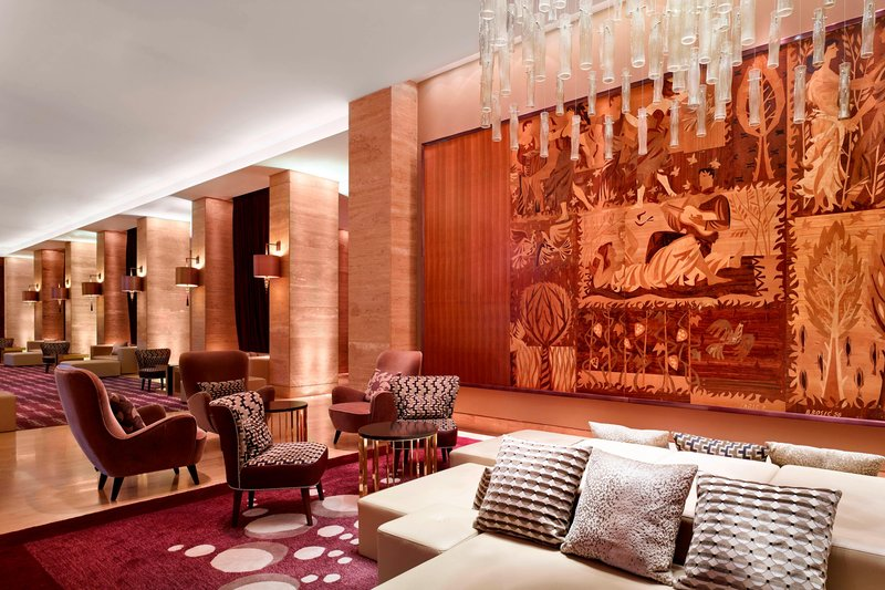 Metropol Palace Belgrade; a Luxury Collection Hotel-Lobby<br/>Image from Leonardo