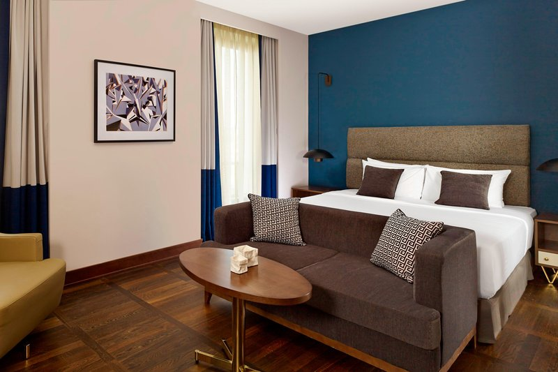 Metropol Palace Belgrade; a Luxury Collection Hotel-Deluxe Room<br/>Image from Leonardo