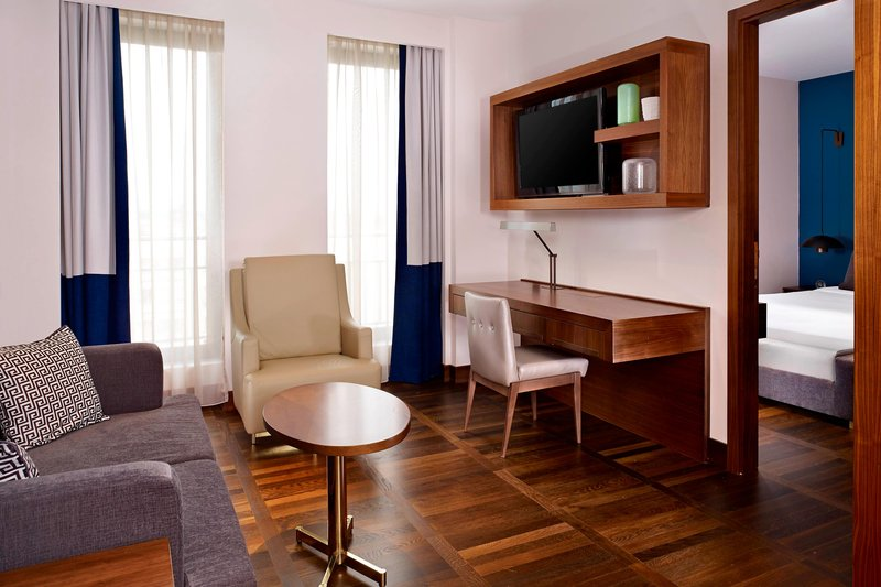 Metropol Palace Belgrade; a Luxury Collection Hotel-Junior Suite<br/>Image from Leonardo