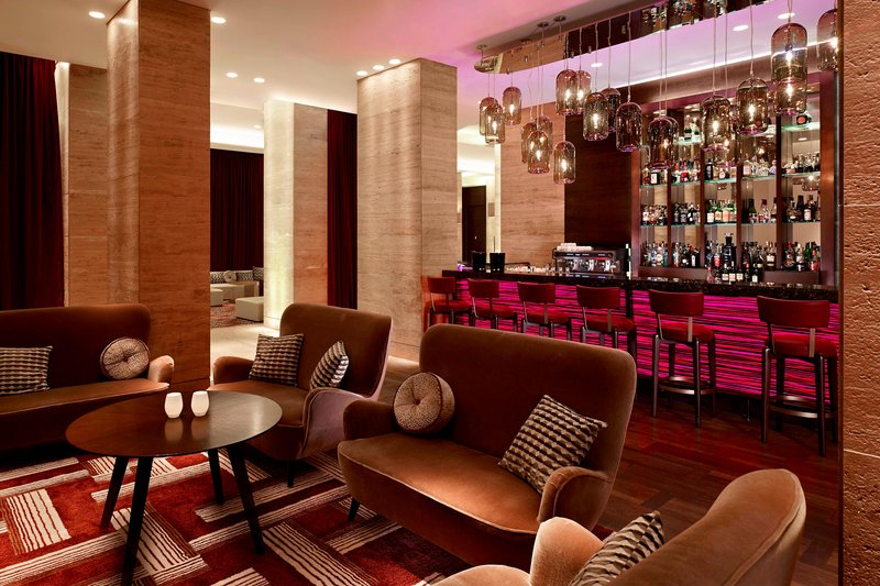 Metropol Palace Belgrade; a Luxury Collection Hotel-The Lobby Bar<br/>Image from Leonardo