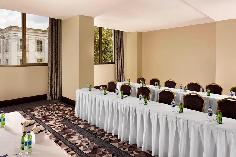 Metropol Palace Belgrade; a Luxury Collection Hotel-Plato metting Room<br/>Image from Leonardo
