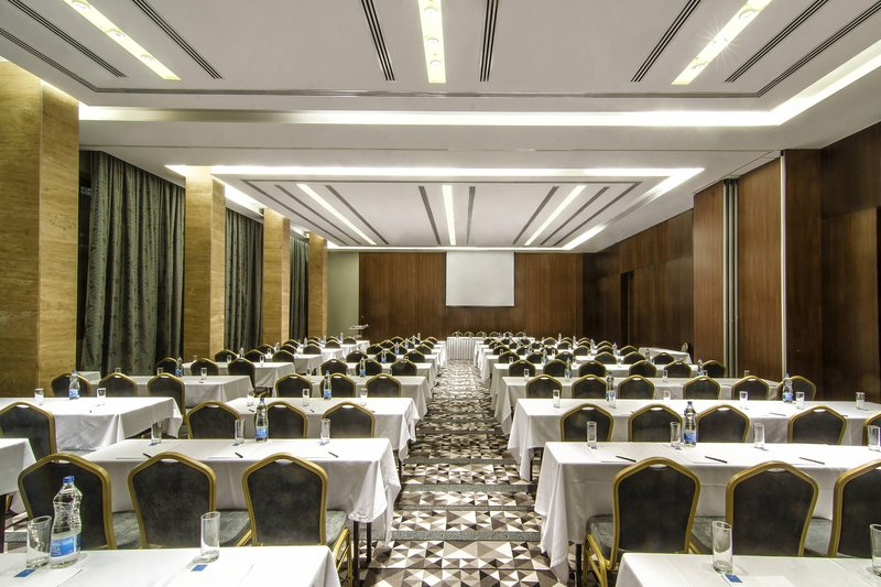 Metropol Palace Belgrade; a Luxury Collection Hotel-Royal Hall Theatre-Style Meeting<br/>Image from Leonardo