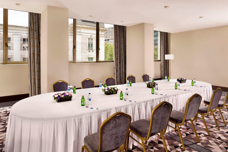 Metropol Palace Belgrade; a Luxury Collection Hotel-Small Meeting Room<br/>Image from Leonardo