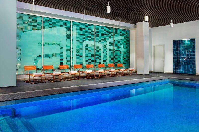 Aloft Boston Seaport-Splash Indoor Pool<br/>Image from Leonardo