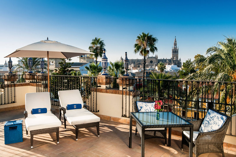 Hotel Alfonso XIII; a Luxury Collection Hotel Seville-Grand Deluxe with Terrace<br/>Image from Leonardo