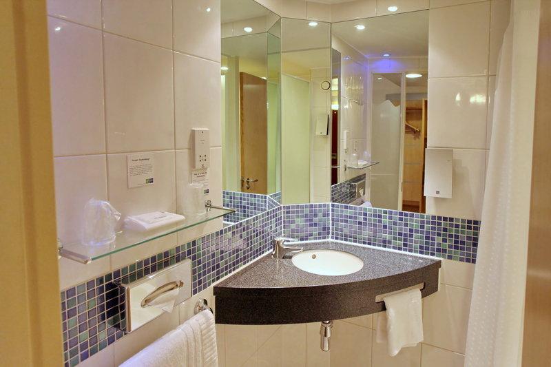 Holiday Inn Express Redditch-Guest Bathroom 1<br/>Image from Leonardo
