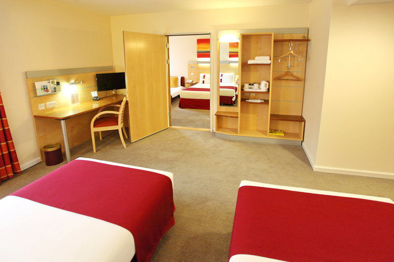 Holiday Inn Express Redditch-Kid's Suite<br/>Image from Leonardo