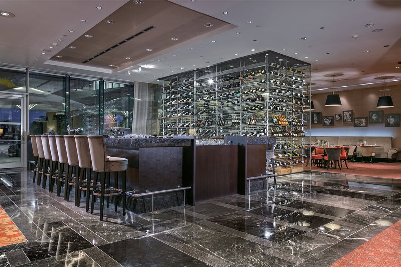 Grand Hotel River Park; a Luxury Collection Hotel-Bar at the Lobby Lounge<br/>Image from Leonardo