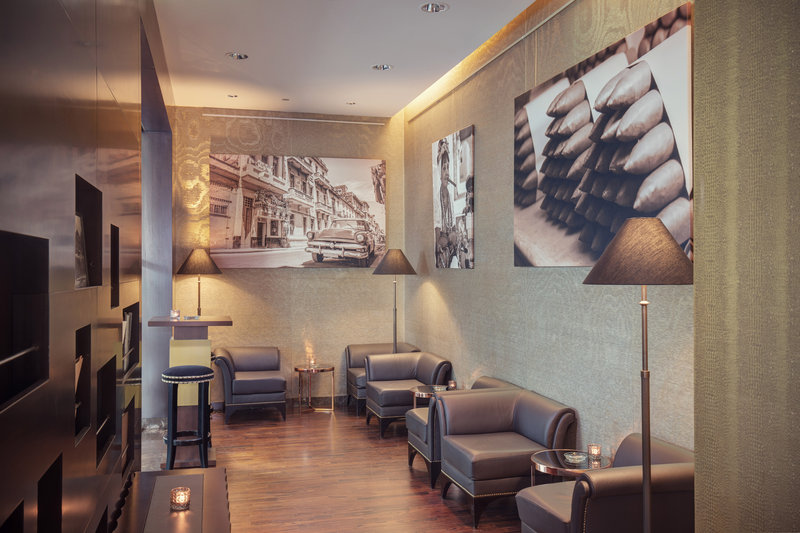 Grand Hotel River Park; a Luxury Collection Hotel-Churchill Cigar Club<br/>Image from Leonardo