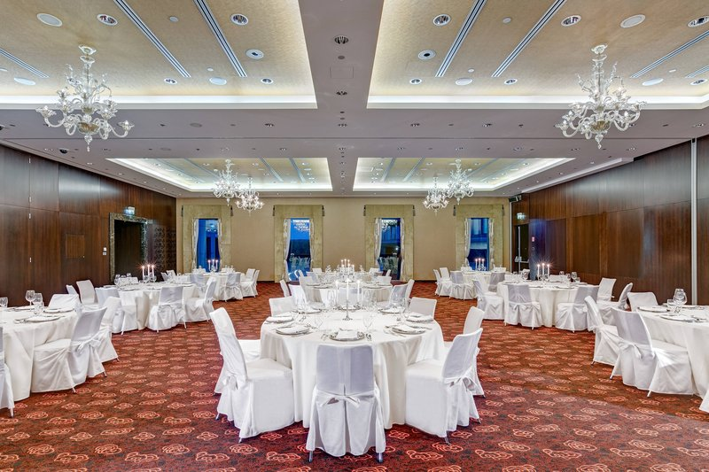 Grand Hotel River Park; a Luxury Collection Hotel-Maria Theresia Ballroom Gala Dinner<br/>Image from Leonardo