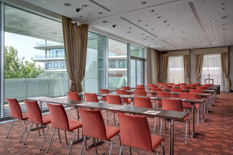 Grand Hotel River Park; a Luxury Collection Hotel-Habsburg Ballroom - Classroom set up<br/>Image from Leonardo