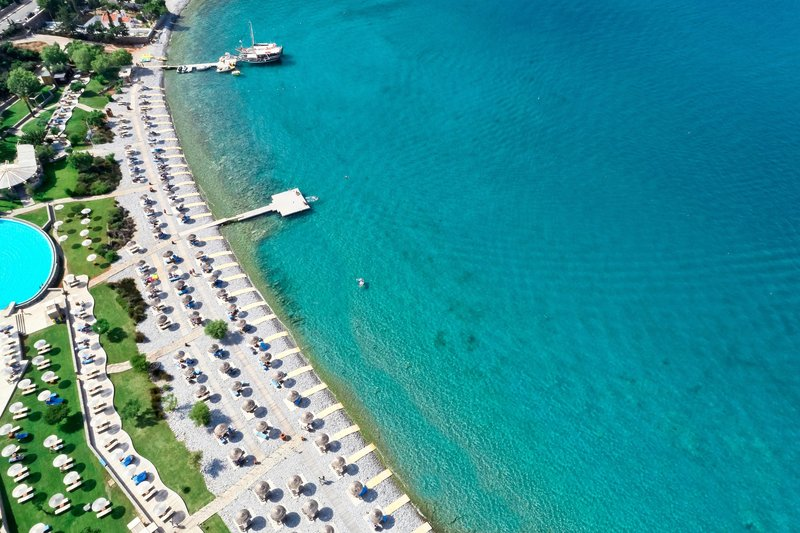 Blue Palace; a Luxury Collection Hotel-The Blue Palace Beach<br/>Image from Leonardo