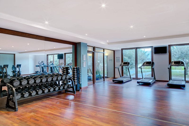 Blue Palace; a Luxury Collection Hotel-Gym<br/>Image from Leonardo