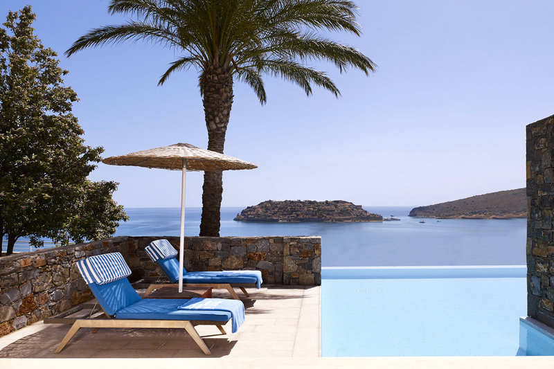 Blue Palace; a Luxury Collection Hotel-Deluxe Suite Private Pool<br/>Image from Leonardo