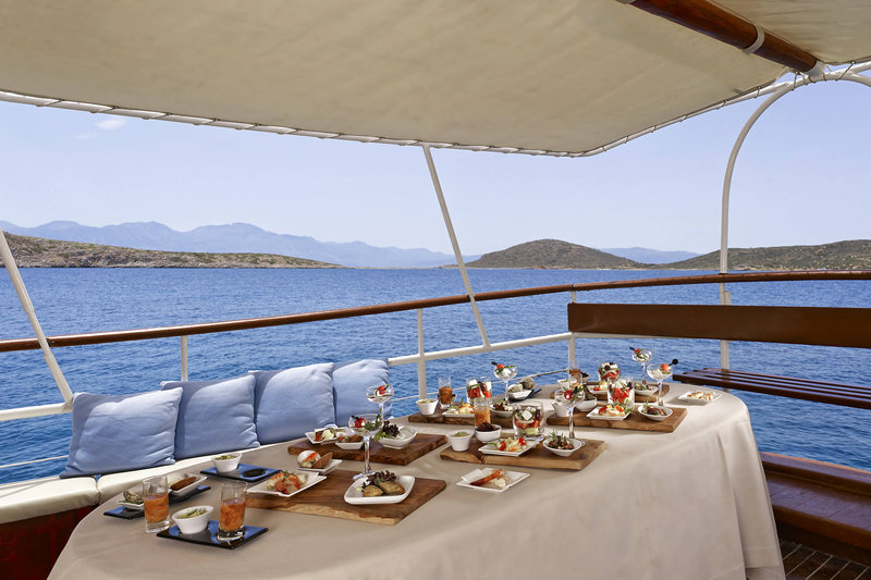 Blue Palace; a Luxury Collection Hotel-Caique Cruising<br/>Image from Leonardo