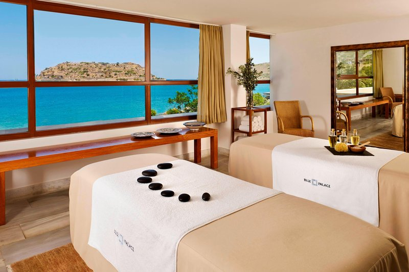 Blue Palace; a Luxury Collection Hotel-Couples Suite - The Elounda Spa & Thalassotherapy<br/>Image from Leonardo