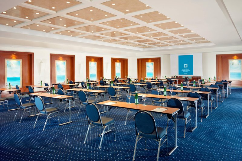 Blue Palace; a Luxury Collection Hotel-Spinalonga Conference Hall<br/>Image from Leonardo