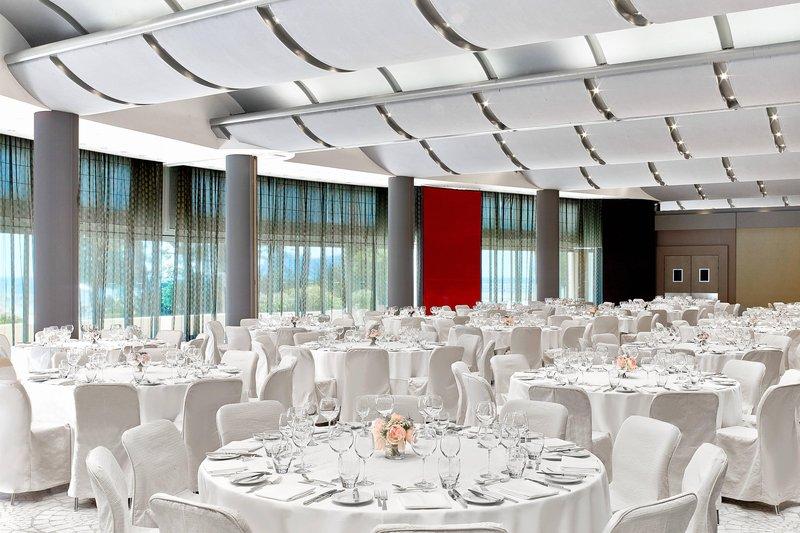 Le Meridien Beach Plaza-Ballroom<br/>Image from Leonardo