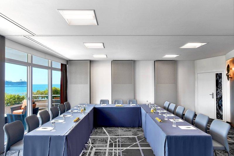 Le Meridien Beach Plaza-Meeting Room Sirocco<br/>Image from Leonardo