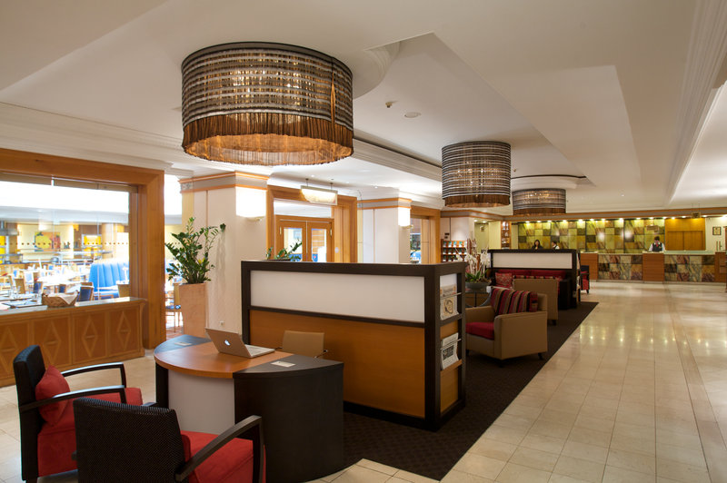 Crowne Plaza Heidelberg City Centre-Experience the all around comfort in our welcoming lobby<br/>Image from Leonardo