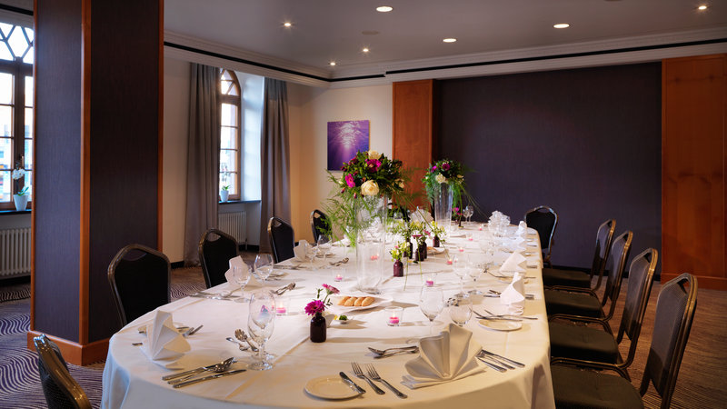 Crowne Plaza Heidelberg City Centre-Function rooms in various styles and sizes for up to 300 persons<br/>Image from Leonardo
