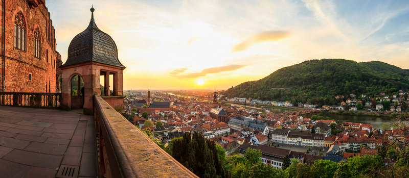 Crowne Plaza Heidelberg City Centre-Nearby Attractions<br/>Image from Leonardo