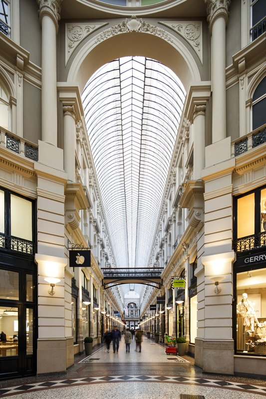 Holiday Inn Express The Hague - Parliament-Shopping centre The Hague<br/>Image from Leonardo