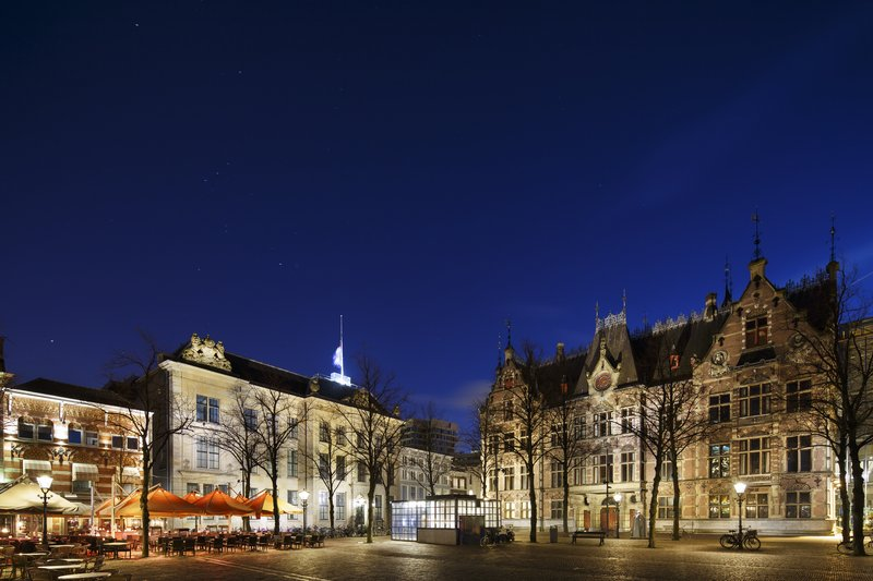 Holiday Inn Express The Hague - Parliament-Central square The Hague<br/>Image from Leonardo