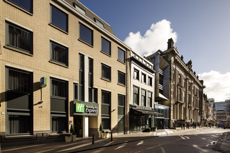 Holiday Inn Express The Hague - Parliament-Welcome to the Holiday Inn Express The Hague - Parliament<br/>Image from Leonardo