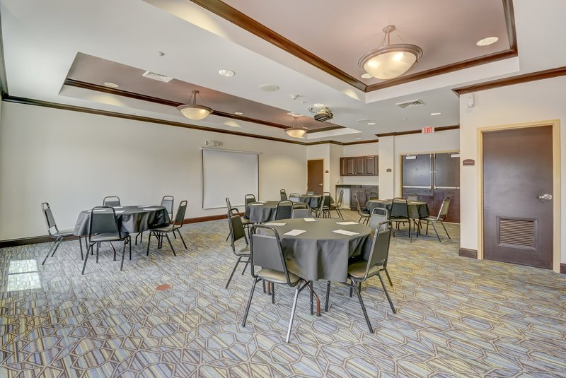 Holiday Inn Express & Suites Tampa USF Busch Gardens-Our versatile space is perfect for your next event!<br/>Image from Leonardo