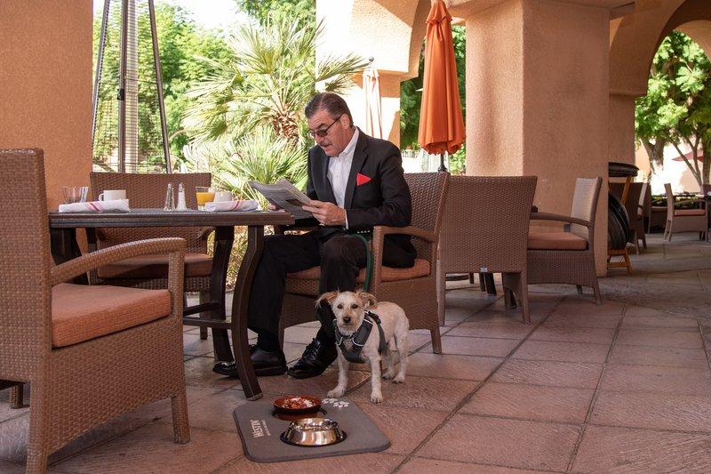 Westin Mission Hills Golf Resort-Pet Friendly Dining<br/>Image from Leonardo