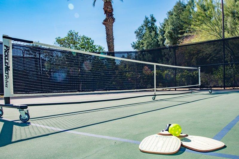 Westin Mission Hills Golf Resort-Pickelball Courts<br/>Image from Leonardo