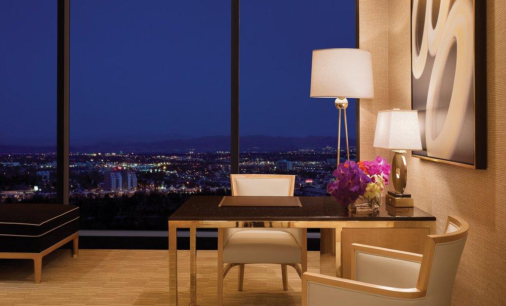 Wynn Las Vegas - Encore - Tower Suite Desk <br/>Image from Leonardo