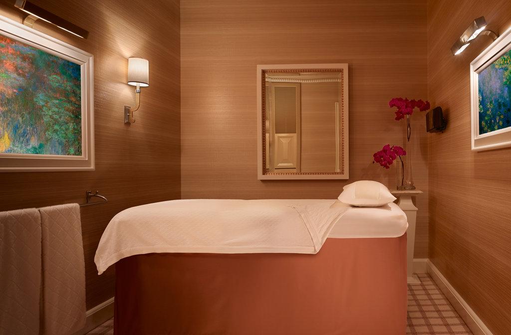Wynn Las Vegas - Wynn - Fairway Villa Massage Room <br/>Image from Leonardo