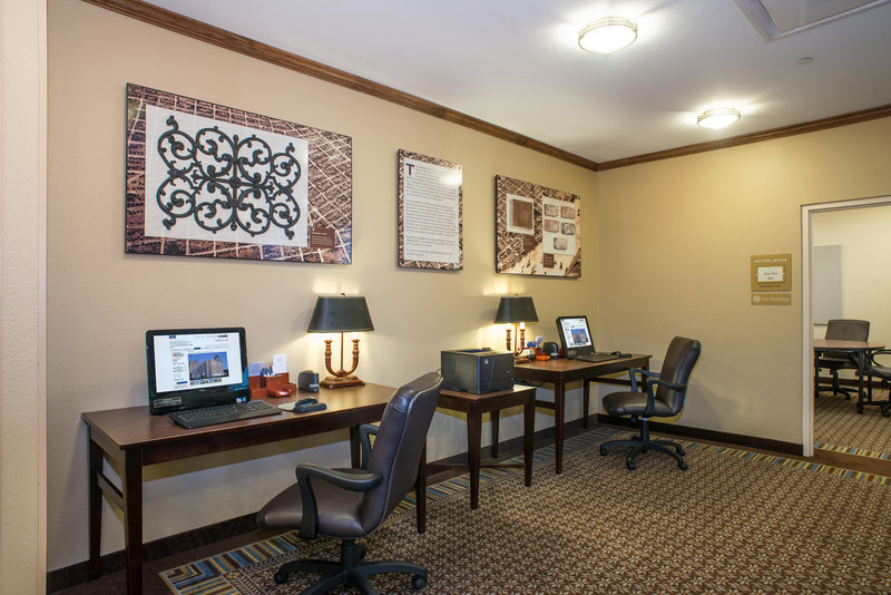 Candlewood Suites Mobile-Downtown-Guest computers available 24 hours a day<br/>Image from Leonardo