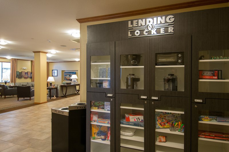 Candlewood Suites Mobile-Downtown-Forgot something? Blender, grill, board game, cooling utensil?<br/>Image from Leonardo