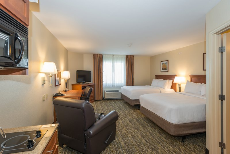 Candlewood Suites Mobile-Downtown-Spacious Double Queen Studio Suite with Full Kitchen <br/>Image from Leonardo