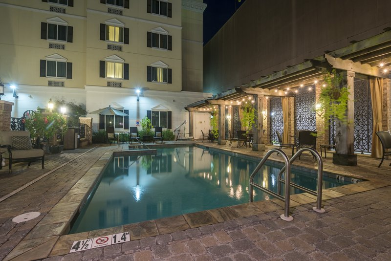 Candlewood Suites Mobile-Downtown-Refresh after a work day in our salt water pool private cabanas<br/>Image from Leonardo